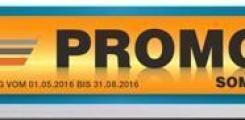 Promac Sommeraktionen 2016